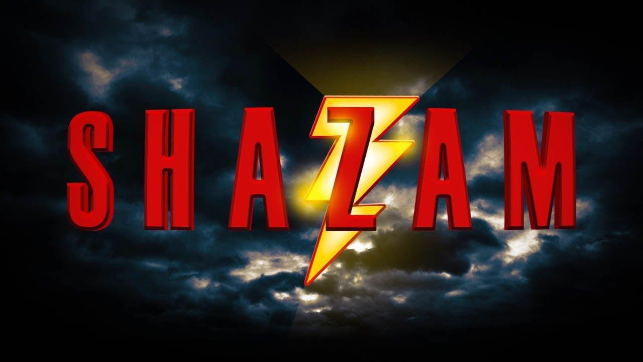 SHAZAM! | Logo | Name editing tutorial
