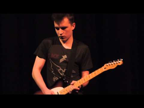 improvised blues solo high school talent show