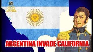 Cuando la Argentina invadió California