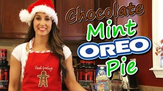 Mts Chocolate Mint Oreo Pudding Pie