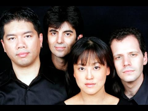 The Avalon Quartet present Composer-in-the-Loft Ethan Wickman Live from PianoForte