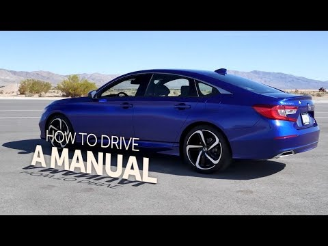 Honda video explains manual transmission for beginners