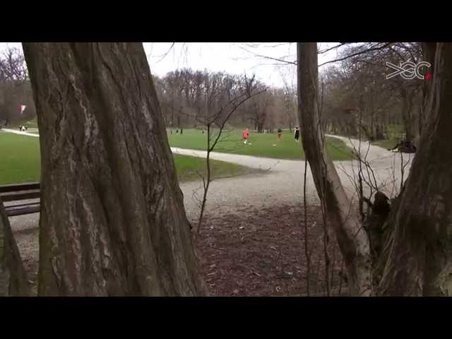 Landscape Park Maksimir and ZOO, Zagreb, Croatia