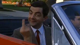 mr bean middle finger dedo del medio hd