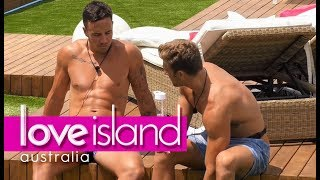 'She's so untrustworthy it's ridiculous' | Love Island Australia 2018
