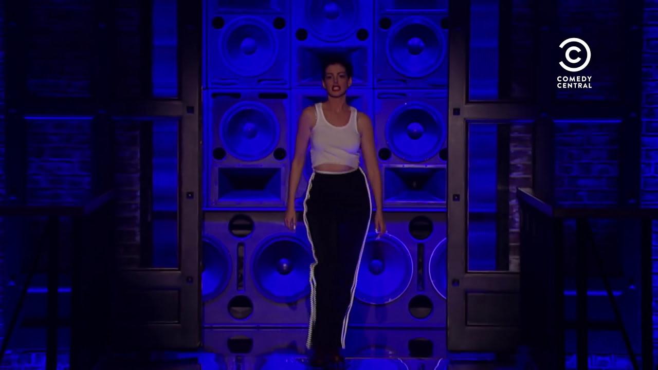 Download Lip Sync Battle - Anne Hathaway