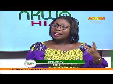 Epilepsy – Nkwa Hia on Adom TV (22-8-20)