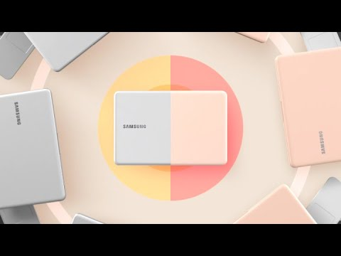 Samsung Notebook 5 & Notebook 3: Where Playful Design Meets the Power to Perform