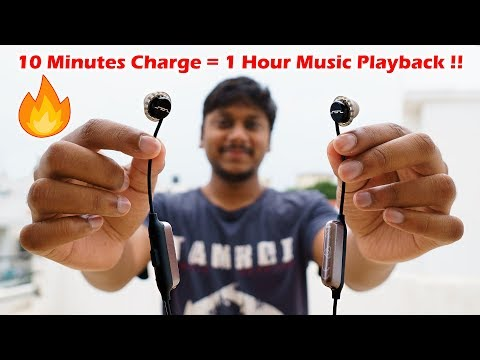 Sol Republic Relays Sport Review | Awesome Wireless Earphones with Quick Charge Technology...