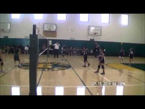Mission Dolores Academy versus Epiphany 09132014