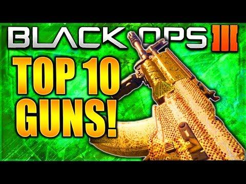 top 10 best guns in BO3..