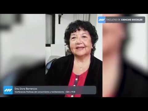 Dora Barrancos sobre políticas del conocimiento y neoliberalismo