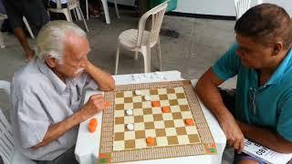 Jogo de Damas - Vitória - ES - 11/03/2018 - Parte 11