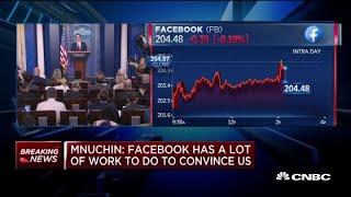 Baixar Mnuchin: We want technology to evolve