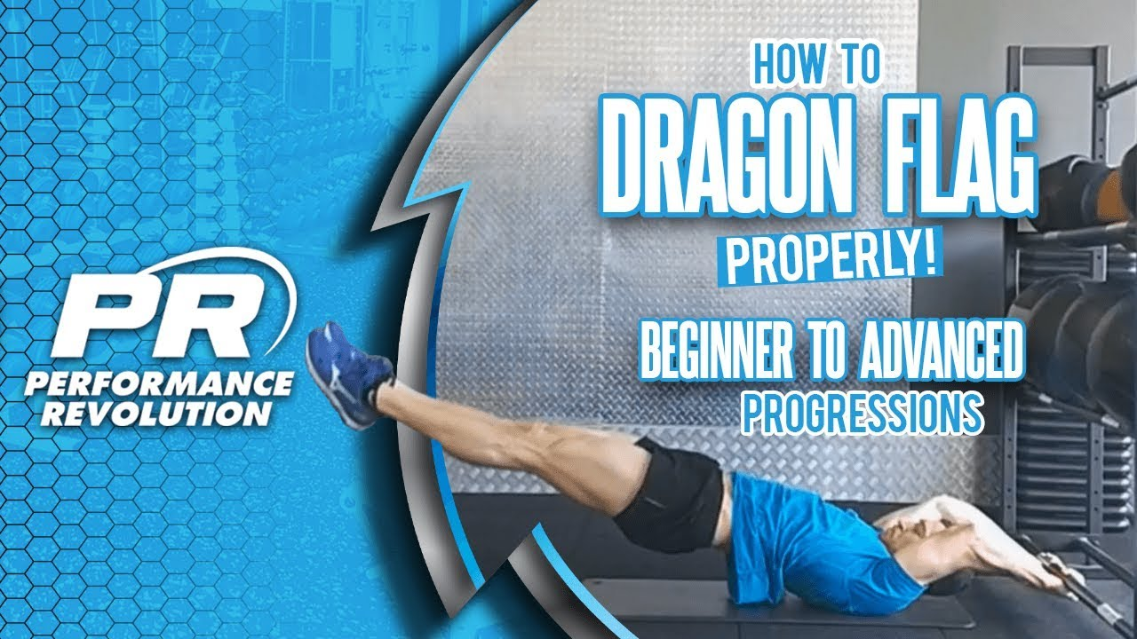 Download Learn How To Dragon Flag for a Killer Core