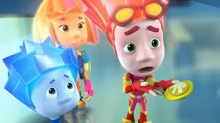 �������� ���� Zeichentrickfilme für Kinder - Die Fixies - Feuers Lieblingsfolgen ������