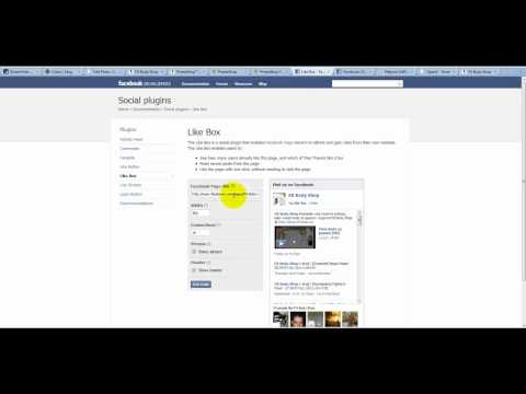 Free PrestaShop Column Block Module: Facebook Like Box