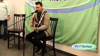Andy Grammer Shares Tour Stories and performs 'Fine By Me'