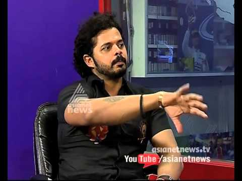 Sreesanth Exclusive Interview : Asianet News Exclusive