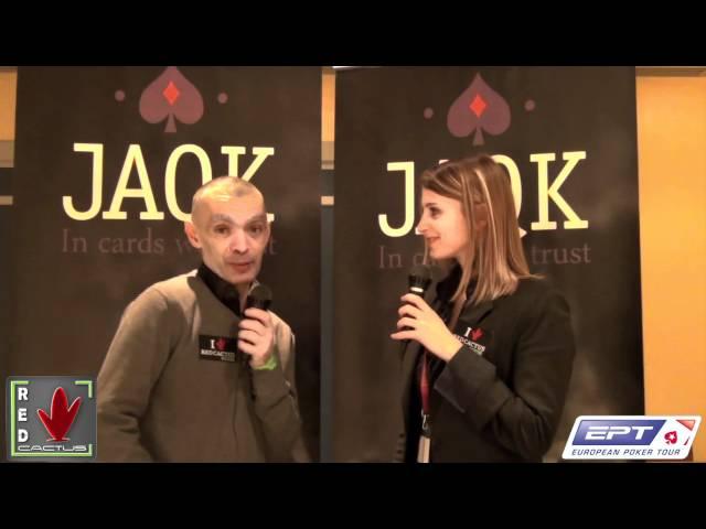 FPS Deauville 2012 - Interview daprès tournoi avec Fredamien