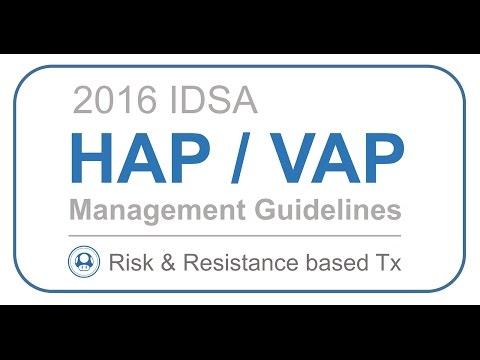 IDSA HAP VAP Guidelines Update - 03032017