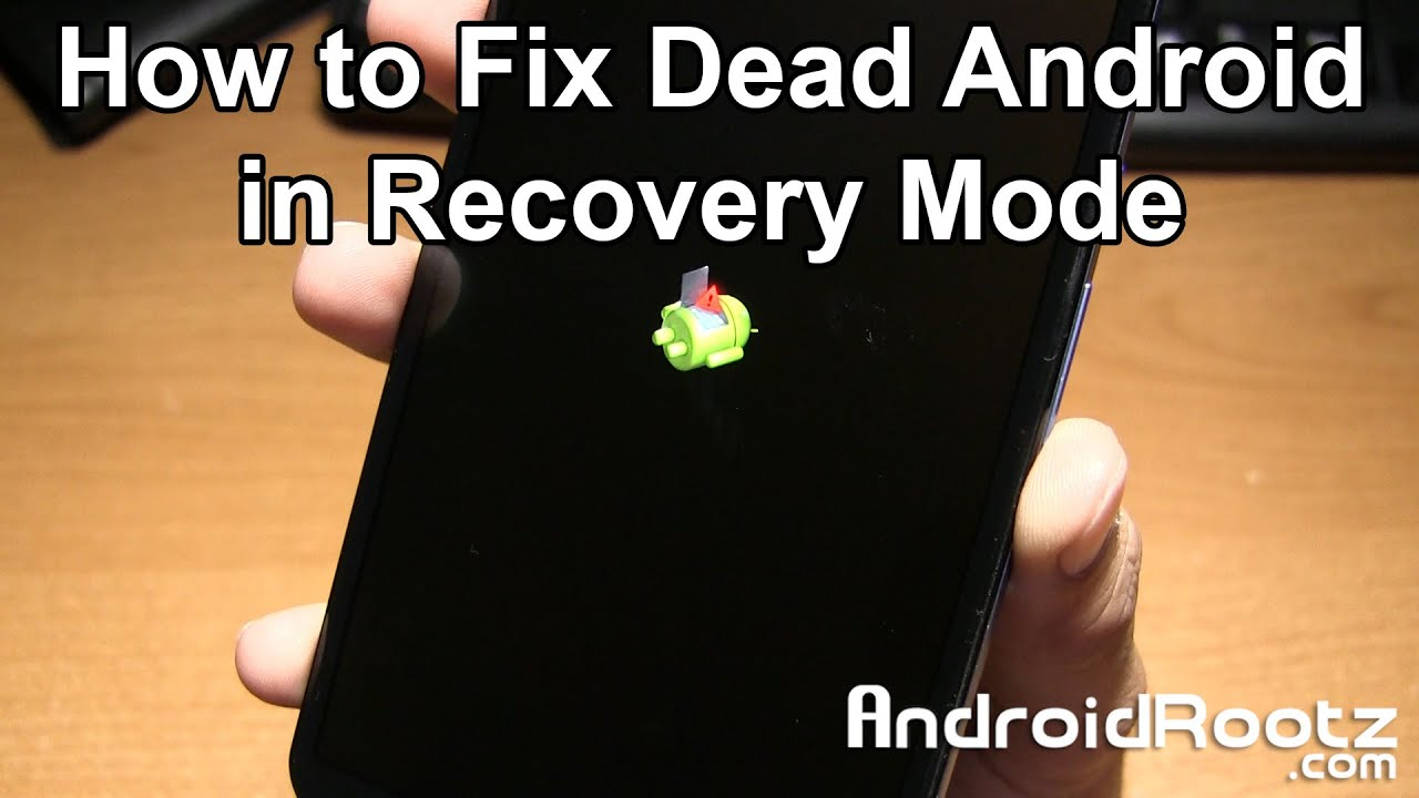 What Is Android Recovery Mode - Alternative Ways To Boot To Recovery