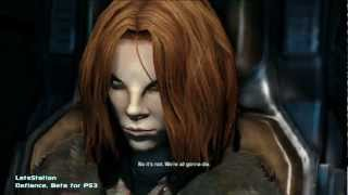 Lets Play DEFIANCE beta for Playstation 3 (День 1)