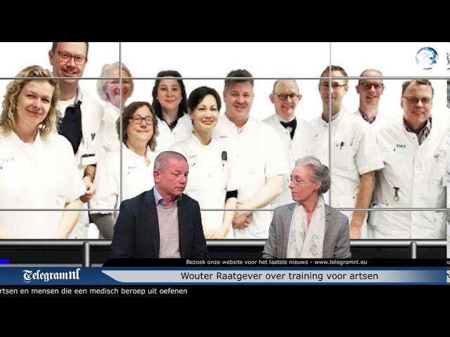 Wouter Raatgever over training voor artsen