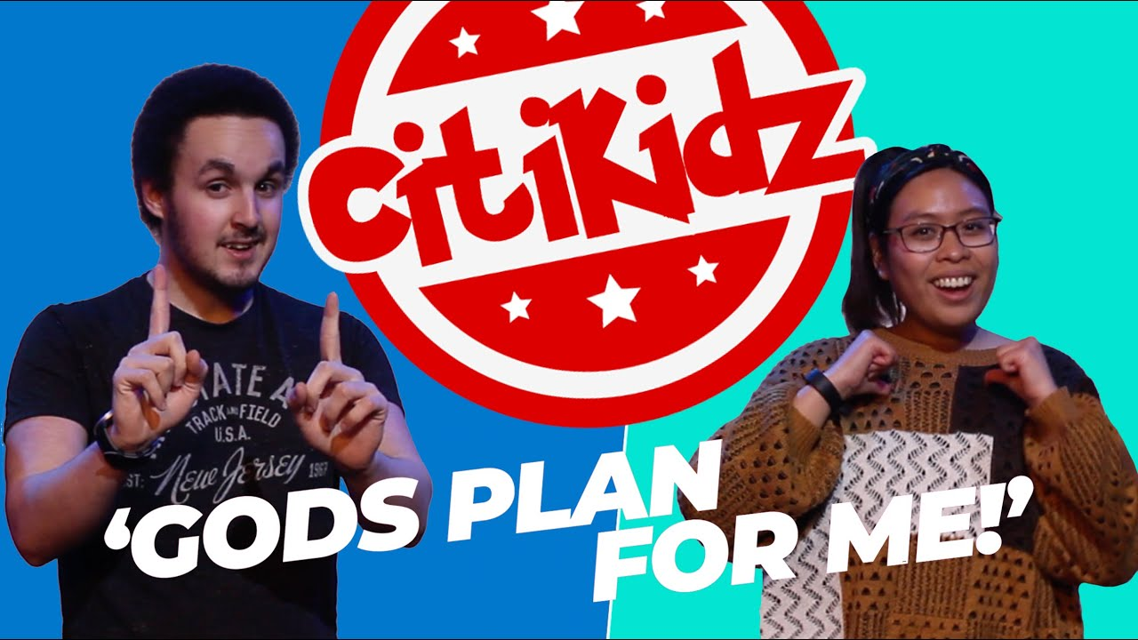 Citikidz - 28_03_2021 'Gods Plan for Me' Week Three