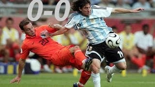 Lionel Messi vs Netherlands ⚔ (2006 World Cup)|by IsaacFutbol4HD