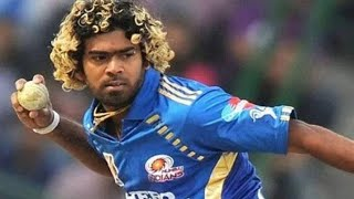 Lasith malinga bowling action in slow motion