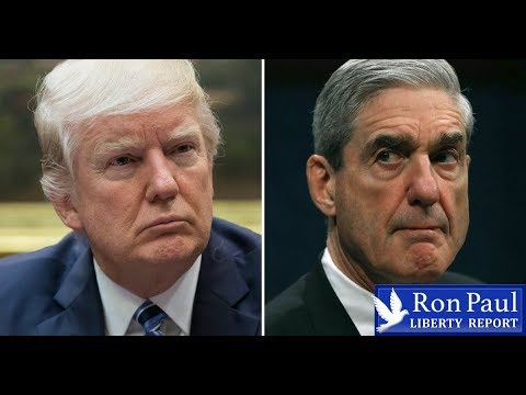 Mueller's Russia Indictments: Covering Up For The Deep State?