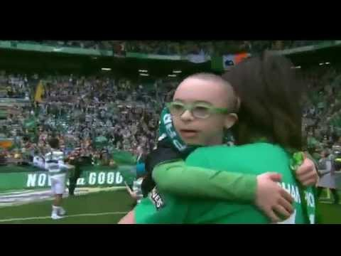 Samaras Celtic & a special fan
