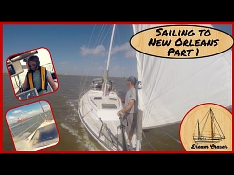 Sailing Kemah to New Orleans - Part 1