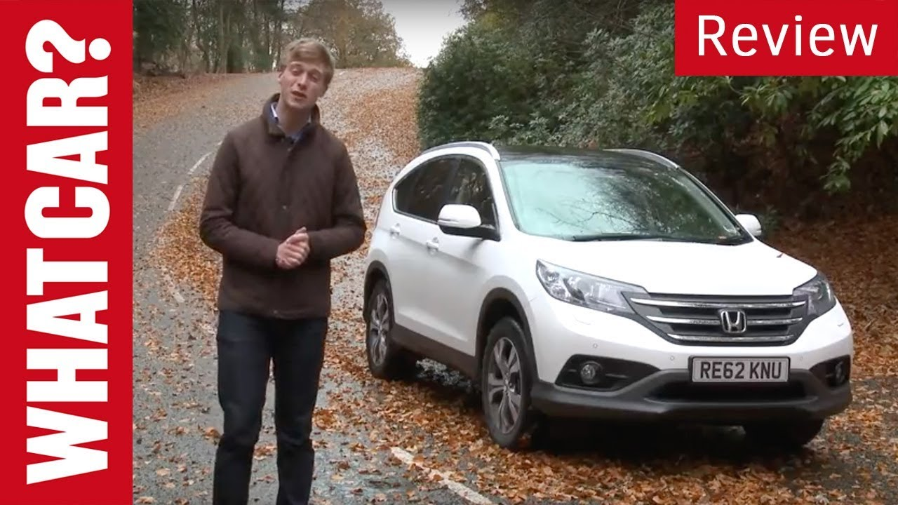 2013 Honda CR V Review   What Car?