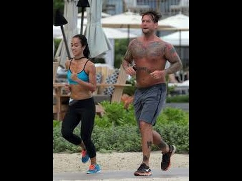 Who does cm punk dating in real life