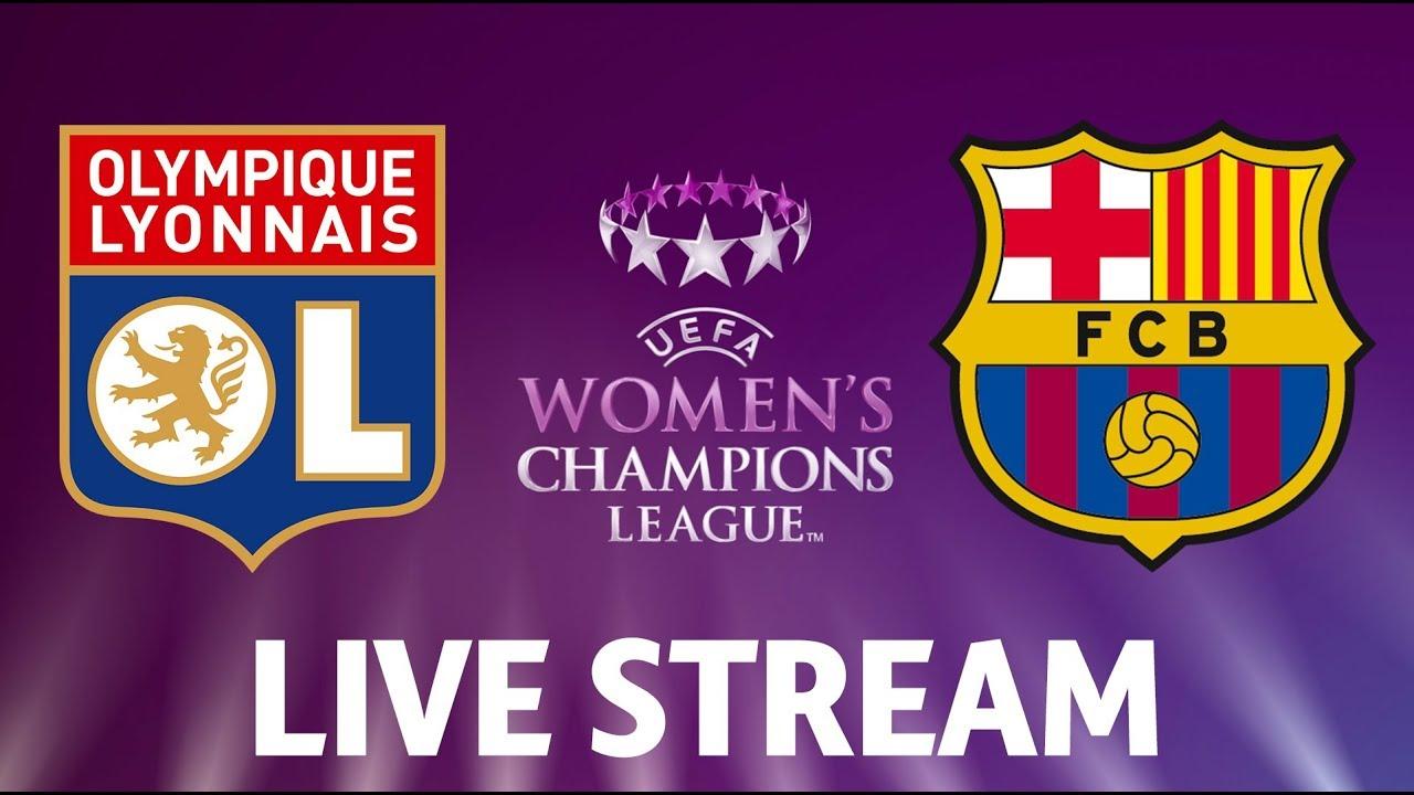 Image result for Lyon vs Barcelona Women's Champions League FINAL 2019 Live