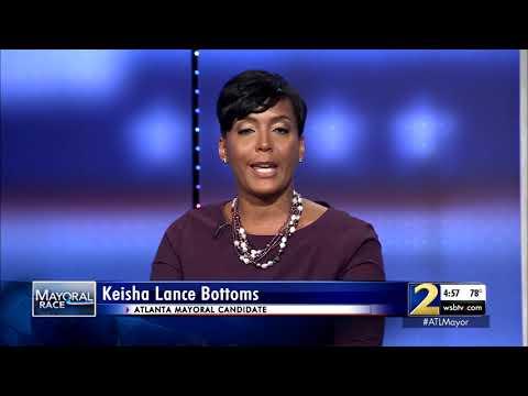 Atlanta Mayoral Debate: Do Atlantans feel safe?
