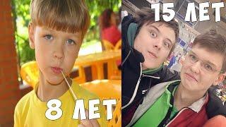 Как менялся Лололошка (Роман Фильченков)