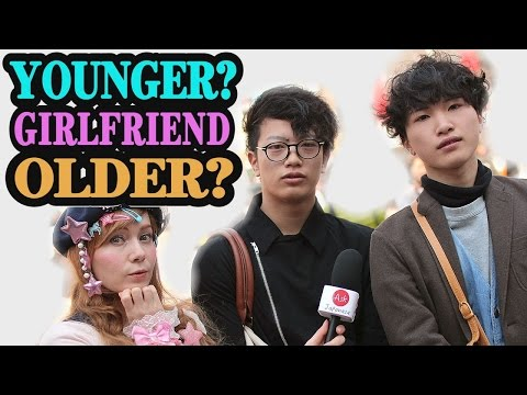 What's A Japanese BOYS DATING AGE RANGE? Can You Be Older Or Younger In Japan?