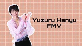 Yuzuru Hanyu FMV positions Ariana Grande