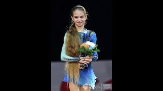 Заход на четверной! Александра Трусова - новая соперница Загитовой и Медведевой-TennisVIPclub