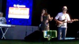 Tu zaroori- Sunidhi Chauhan live in Ahmedabad, 21st feb 2016