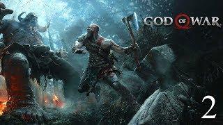 Прохождение игры God of War (Ps4 Pro) НА МАКСИМАЛЬНОМ УРОВНЕ СЛОЖНОСТИ.Стрим#2