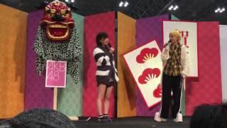 20170108 幕張メッセ 気まぐれオンステージ大会 ステージD#16.