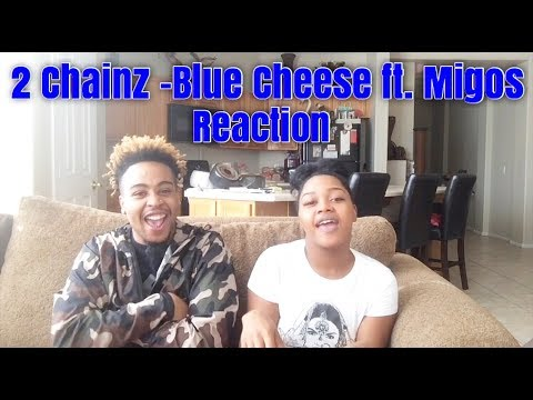 2 Chainz -Blue Cheese ft.Migos Music Video (Reaction )