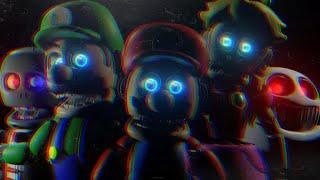 TODOS contra MÍ - Five Nights at Mario's - 3D Remastered *Noche 6* FINAL y EXTRAS (FNAF Game)