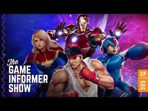 GI Show – Marvel Vs. Capcom, Divinity: Original Sin 2, PUBG Clones