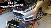 Mk 7 Fiesta St Transmission Removal Youtube