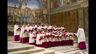 VIAF 2020 – Cappella Musicale Pontificia 'Sistina' – 24/06/20